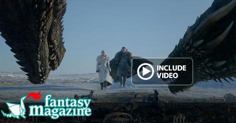 L'inverno è arrivato. Da oggi è su Sky Il trono di spade stagione 8 ∂  FantasyMagazine.it