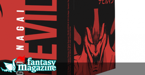 Devilman di Go Nagai ritorna in libreria e fumetteria ∂  FantasyMagazine.it