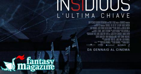 Insidious: L'ultima chiave ∂  FantasyMagazine.it