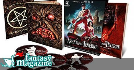 L'armata delle tenebre in edizione limitata ∂  FantasyMagazine.it