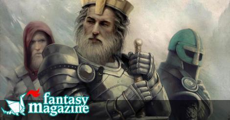 Stanno per arrivare I Guerrieri di Wyld di Nicholas Eames ∂  FantasyMagazine.it