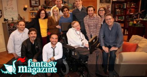Addio a Stephen Hawking ∂  FantasyMagazine.it
