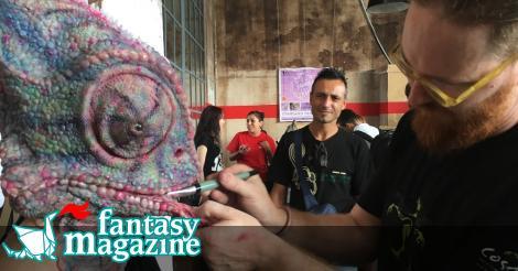 Una visita a EffectUs 2018 ? FantasyMagazine.it