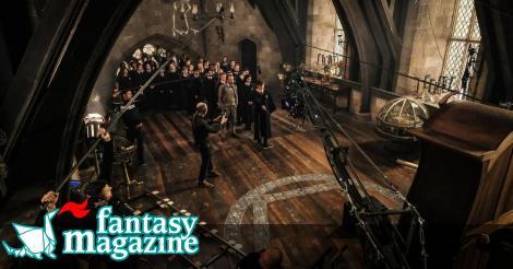 Animali fantastici e dove trovarli – I crimini di Grindelwald arriva in home video con Dolby Atmos® in italiano ∂  FantasyMagazine.it