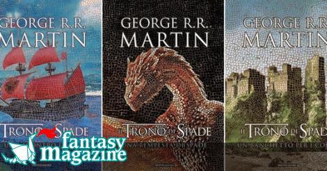 Nuova edizione per Il trono di spade ∂  FantasyMagazine.it