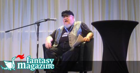 George R.R. Martin è sereno: Il trono di Spade avrà un suo finale, diverso dai romanzi ∂  FantasyMagazine.it