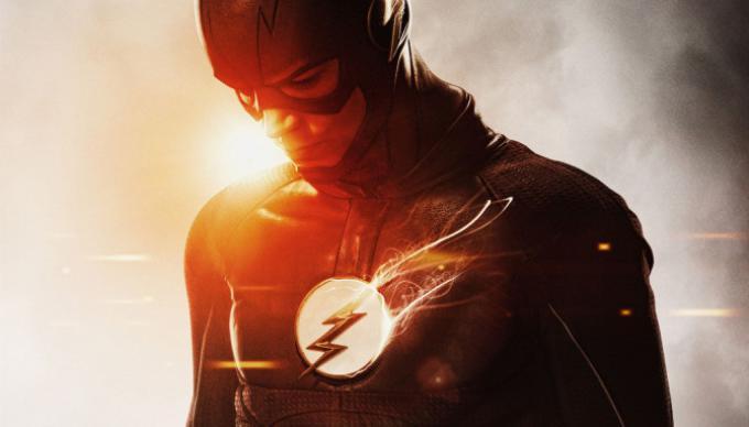 Il costume che Barry Allen (Grant Gustin) indosserà nella seconda stagione di The Flash