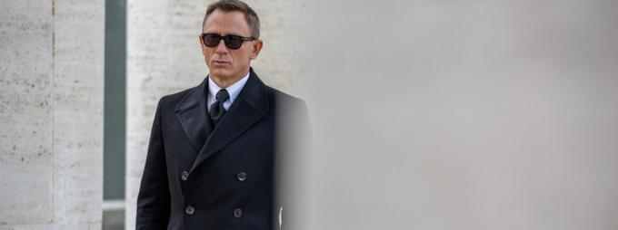 Daniel Craig è James Bond in Spectre