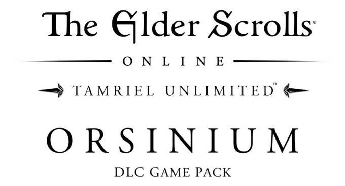The Elder Scrolls Online - DLC Orsinium Logo