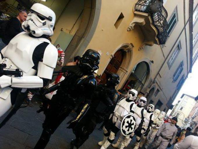 La 501st Legion invade Lucca