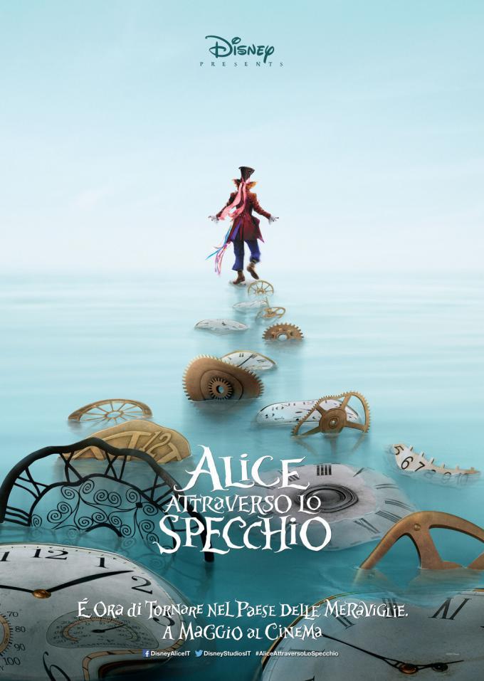 Trailer e sinossi di alice attraverso lo specchio - Alice attraverso lo specchio kickass ...