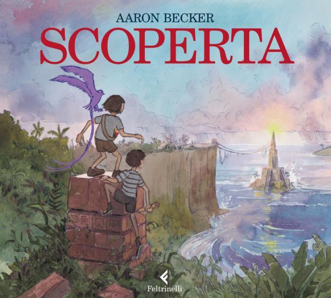 Aaron Becker, Scoperta