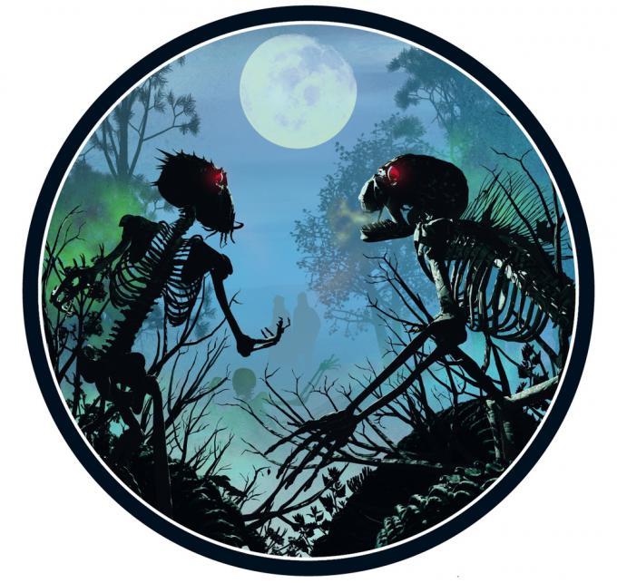 I morti ricordano - Disegno di Franco Brambilla
