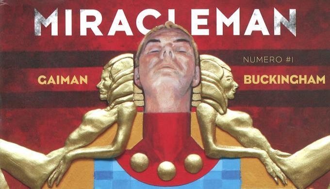 Miracleman, disegno diMark Buckingham