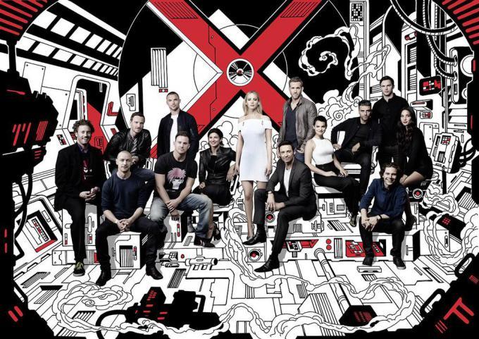 I cast di Deadpool, X-Men e Gambit