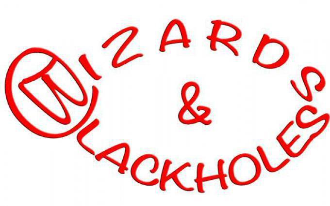 Wizards & Blackholes