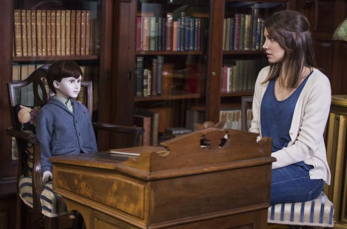 Lauren Cohan in The Boy
