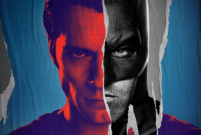 La copertina della colonna sonora di Batman v Superman: Dawn of Justice