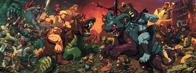 I Masters of Universe