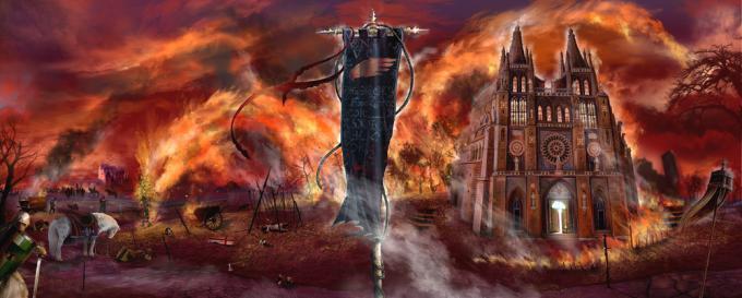 Il sangue della terra, immagine di Mario Labieni