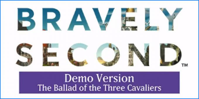 The Ballad of the Three Cavaliers