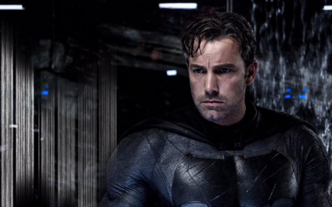 Bruce/Wayne/Batman (Ben Affleck) in Batman v Superman: Dawn of Justice