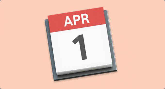 <i>april's foolish day</i>