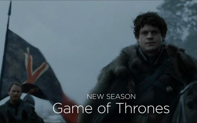 Iwan Rheon nella sesta stagione di Game of Thrones