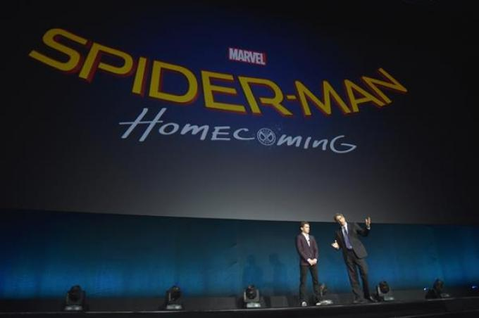 L'annuncio del titolo del nuovo film su Spider-Man