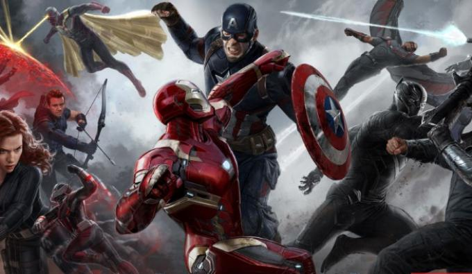 Concept Art per Captain America: Civil War