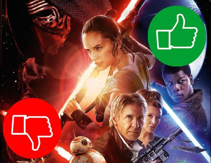 Star Wars: il risveglio della Forza. Promosso o bocciato?