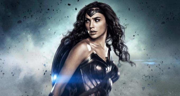 Wonder Woman (Gal Gadot) in Batman v Superman: Dawn of Justice
