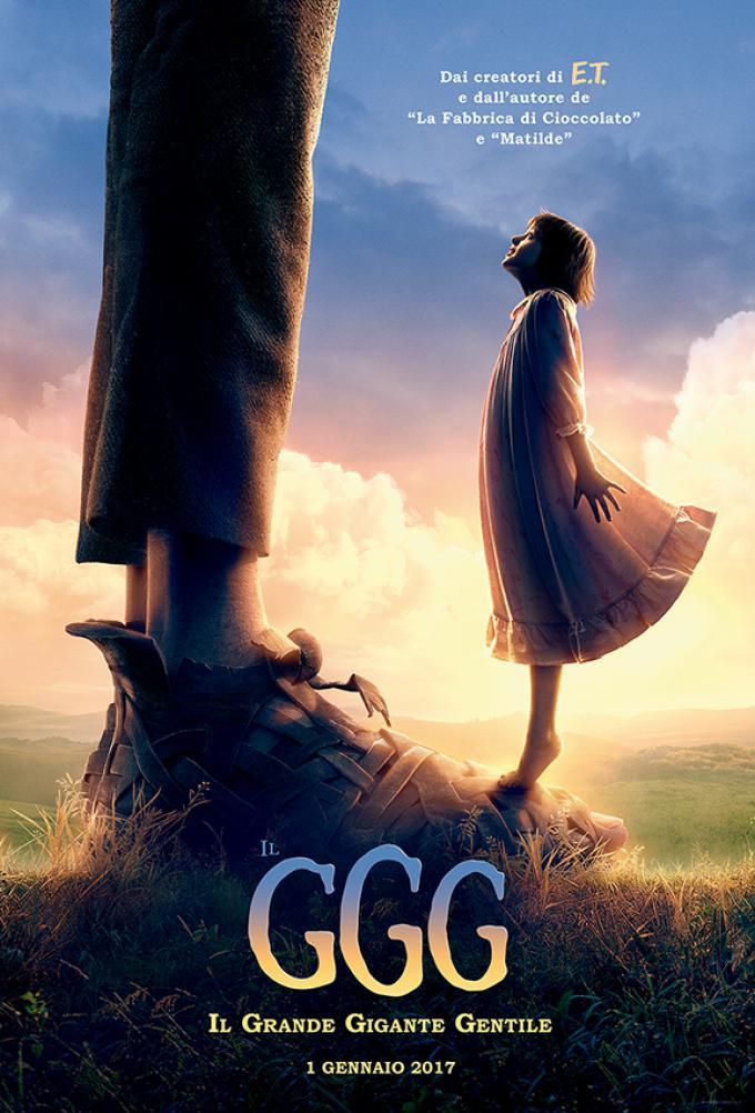 Trailer, poster e la storia de il ggg – il grande gigante gentile!