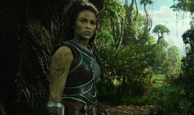 Paula Patton èGarona in Warcraft - L'inizio