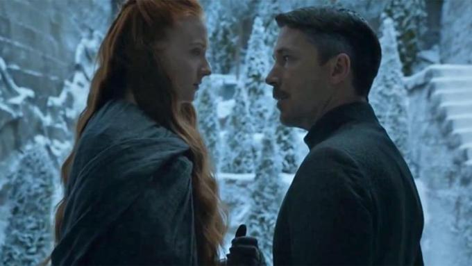 Sansa e Ditocorto