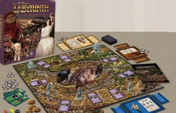 Jim Henson's Labyrinth, The Board Game