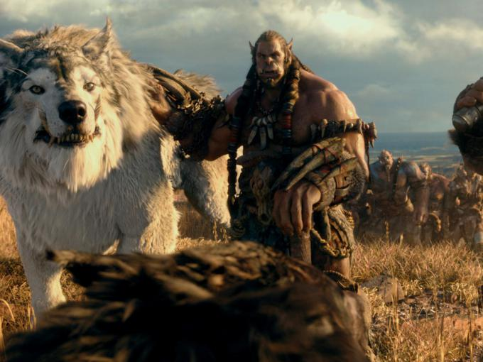 Toby Kebbell in Warcraft - L'inizio
