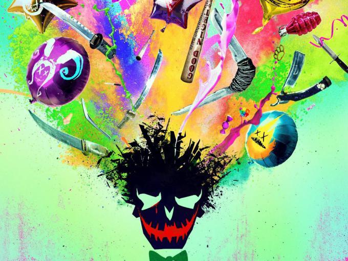 Il più recente poster ufficiale di Suicide Squad