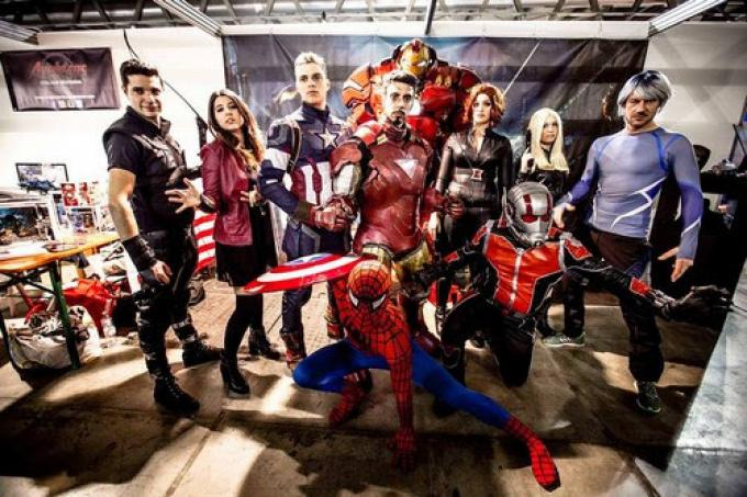 Avengers Italian Division