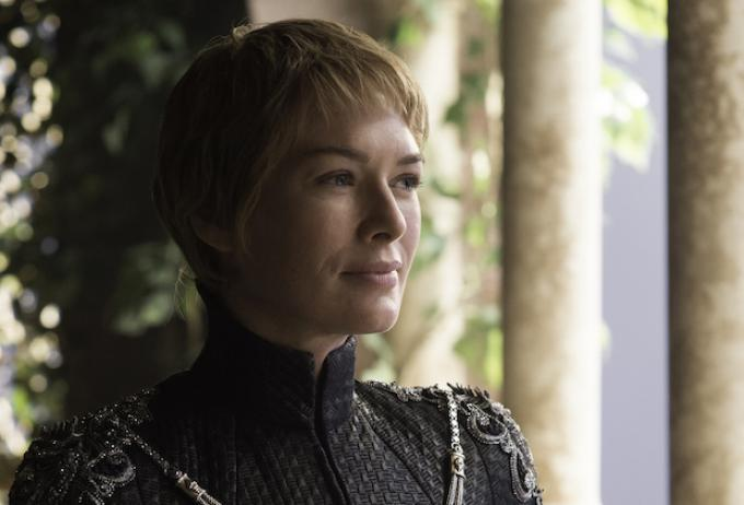 Lena Headey attende gli eventi della settima stagione di Il trono di spade