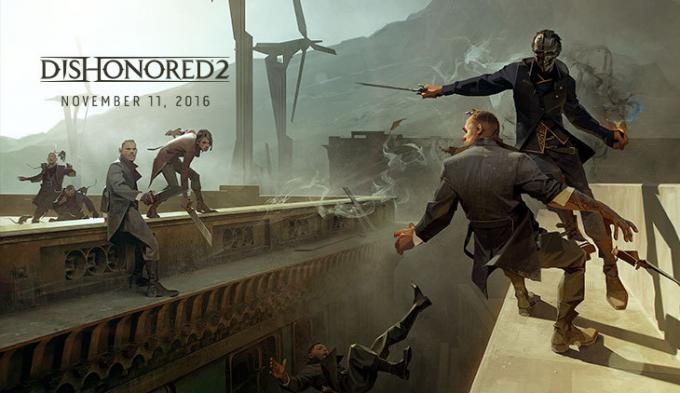 <i>Dishonored 2</i>