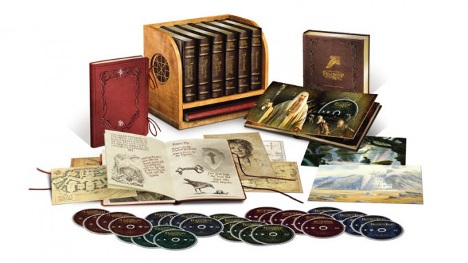 Middle-Earth Box Set