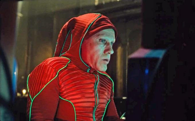 Christoph Waltz in The Zero Theorem