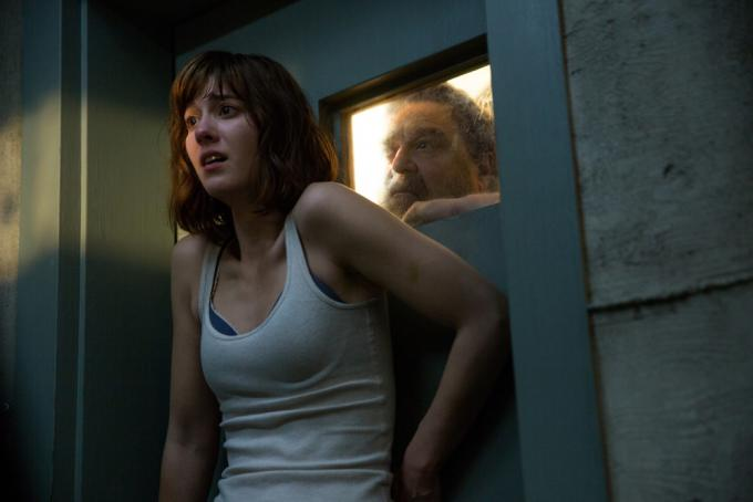 Mary Elizabeth Winstead e John Goodman