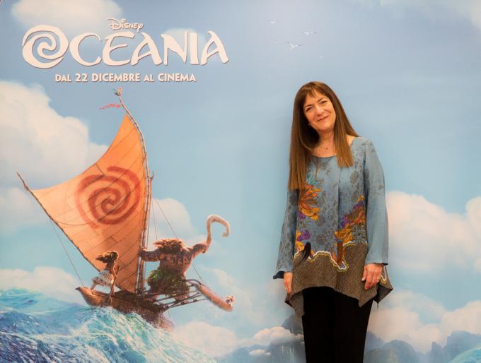 Osnat Shurer, produttrice di Oceania