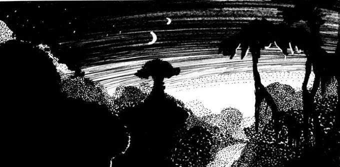 Disegno di Joachim Tilloca