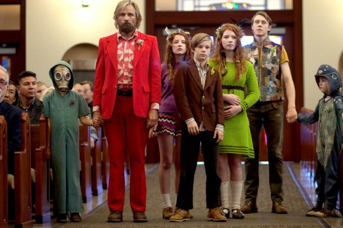 Viggo Mortensen in Captain Fantastic