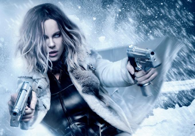 Kate Beckinsale in Underworld – Blood Wars