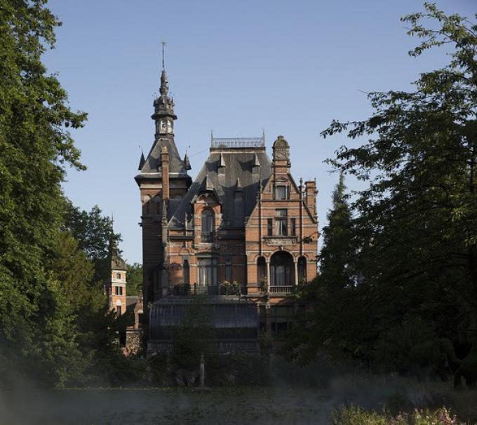 La casa dei ragazzi speciali ad Anversa