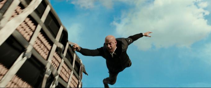 Vin Diesel in XXX - Il ritorno di Xander Cage